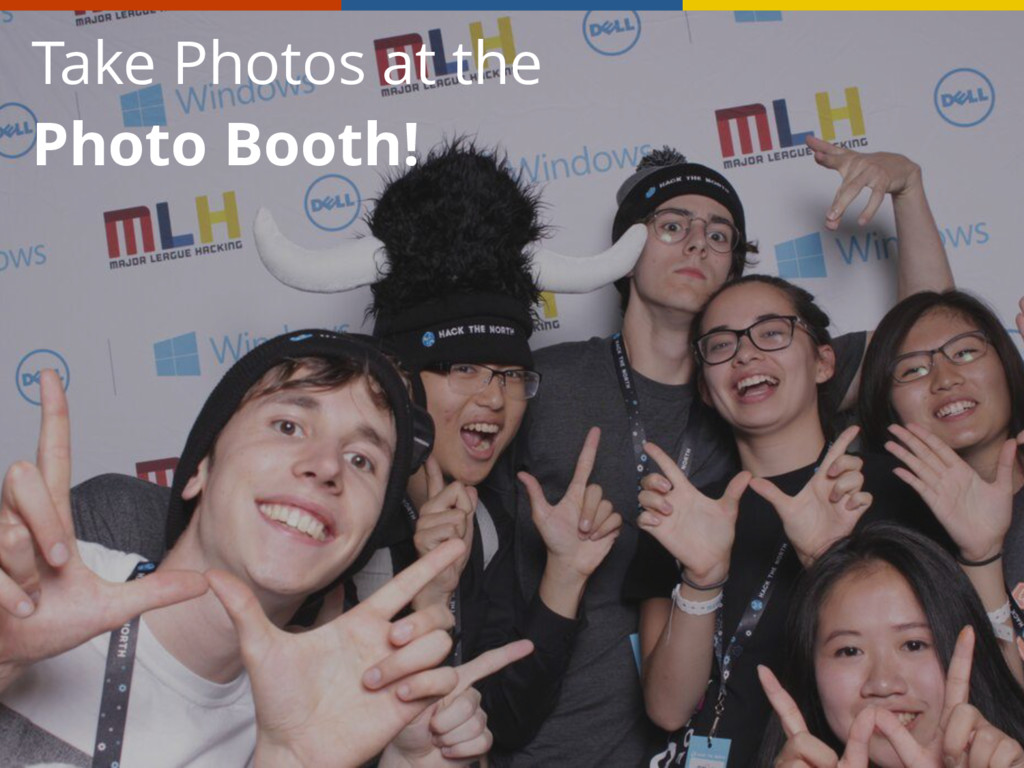 Take Photos at the
