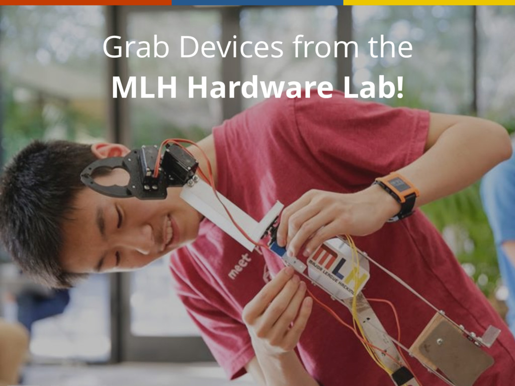 Grab Devices from the