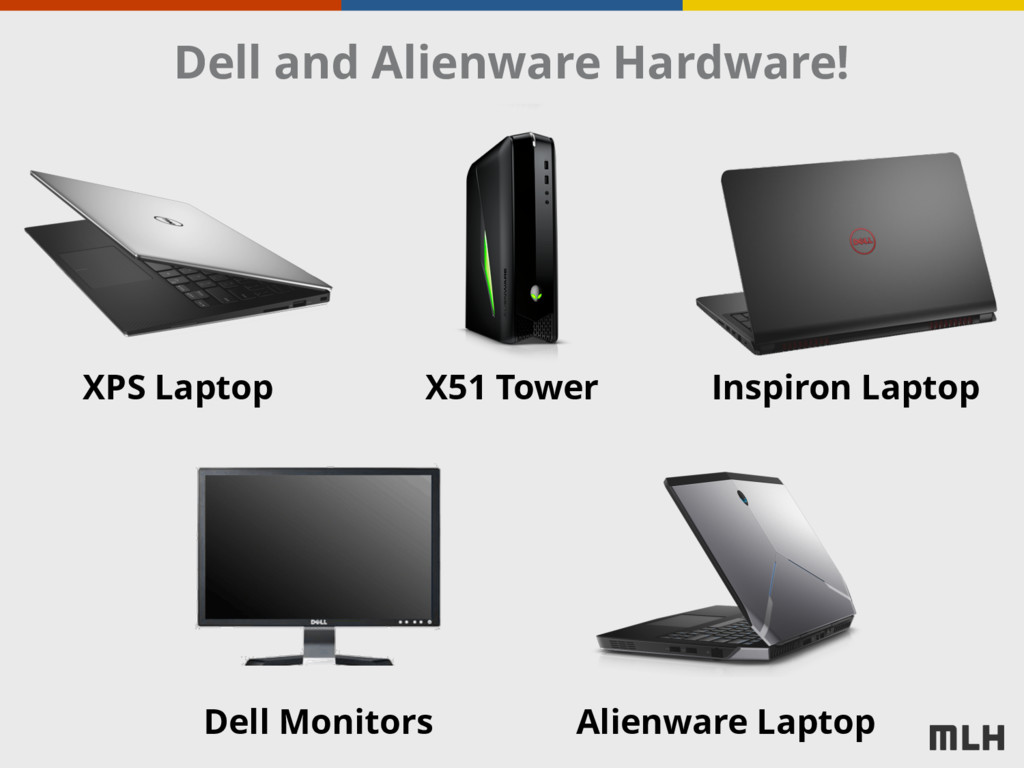 Dell and Alienware Hardware! XPS Laptop X51 Tow...