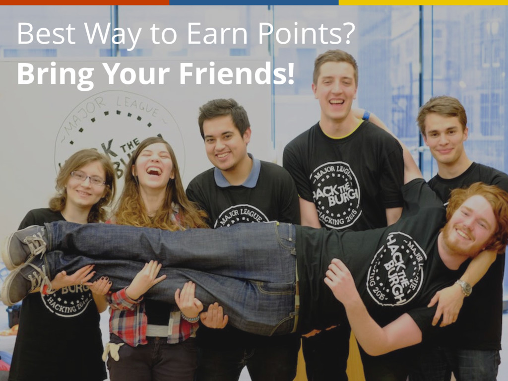 Best Way to Earn Points?