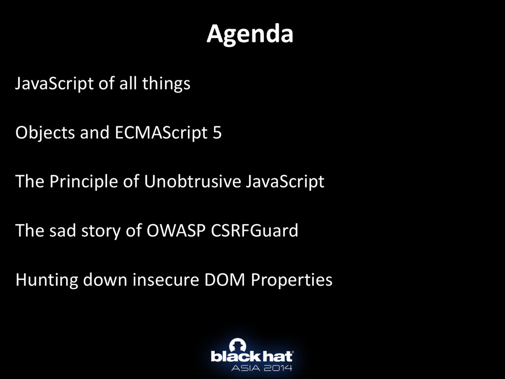 Agenda JavaScript	