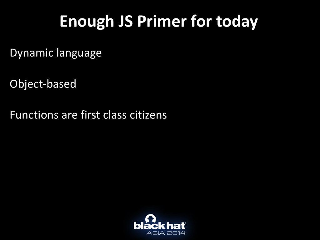 Enough	