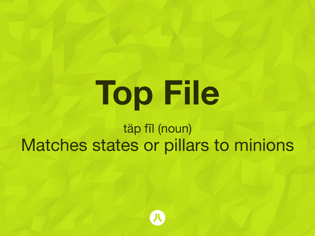 Top File täp fīl (noun) Matches states or pilla...