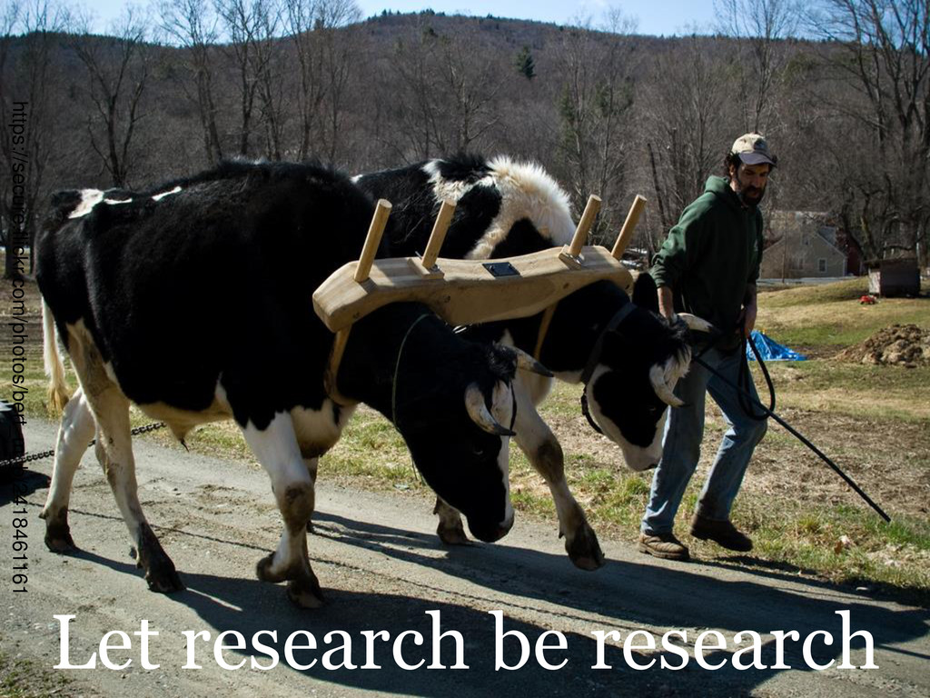 Let research be research https://secure.flickr....