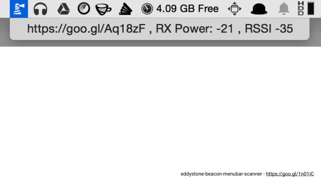eddystone-beacon-menubar-scanner - https://goo....