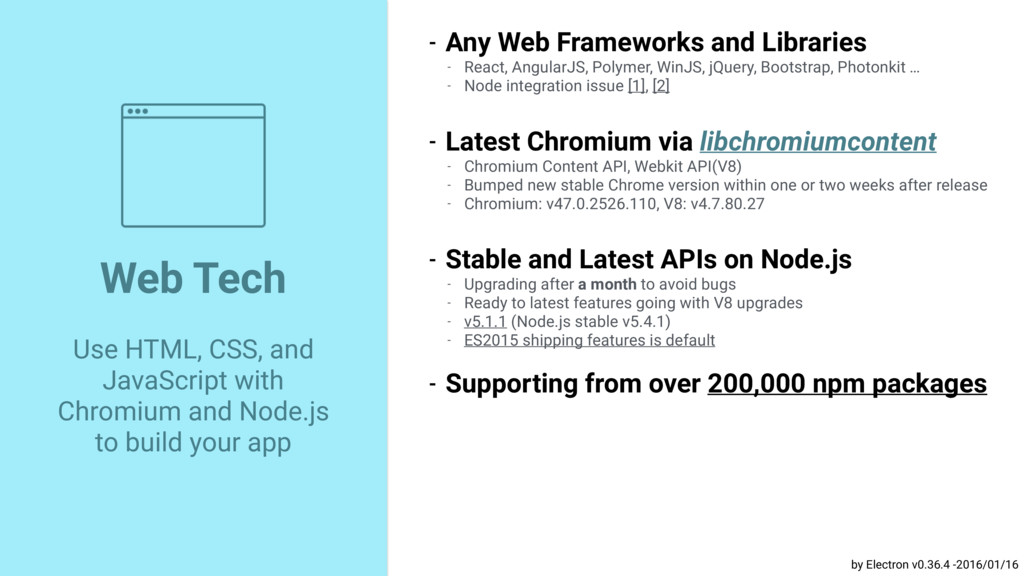 Web Tech Use HTML, CSS, and JavaScript with Chr...