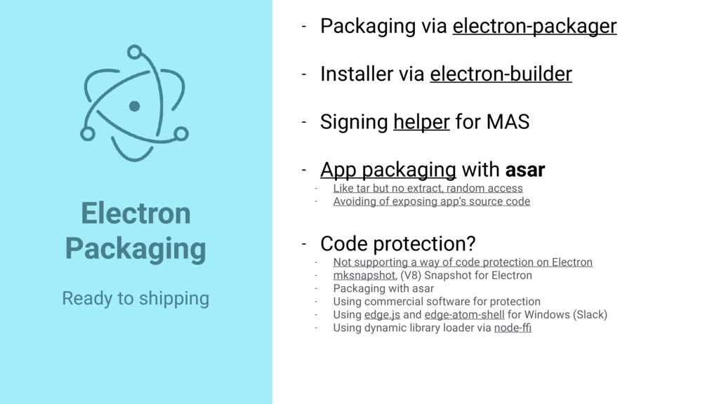 Electron Packaging Ready to shipping - Packagin...