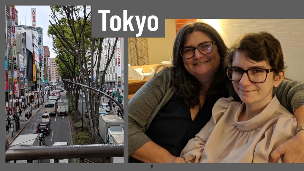 @WillingCarol 6 Tokyo