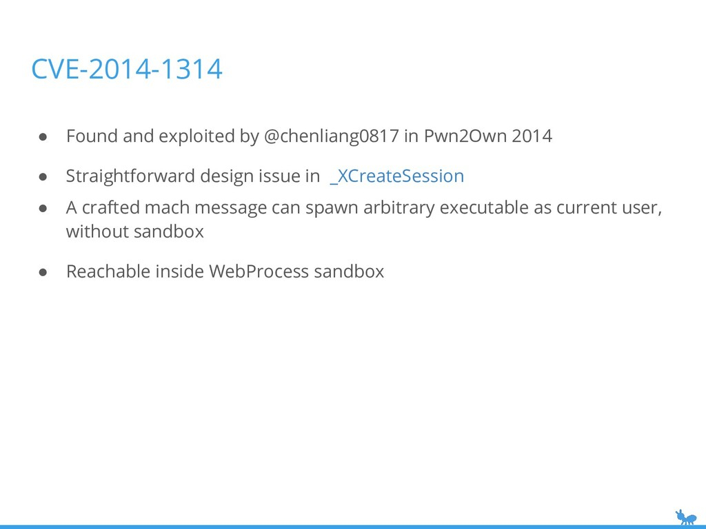 CVE-2014-1314 ● Found and exploited by @chenlia...