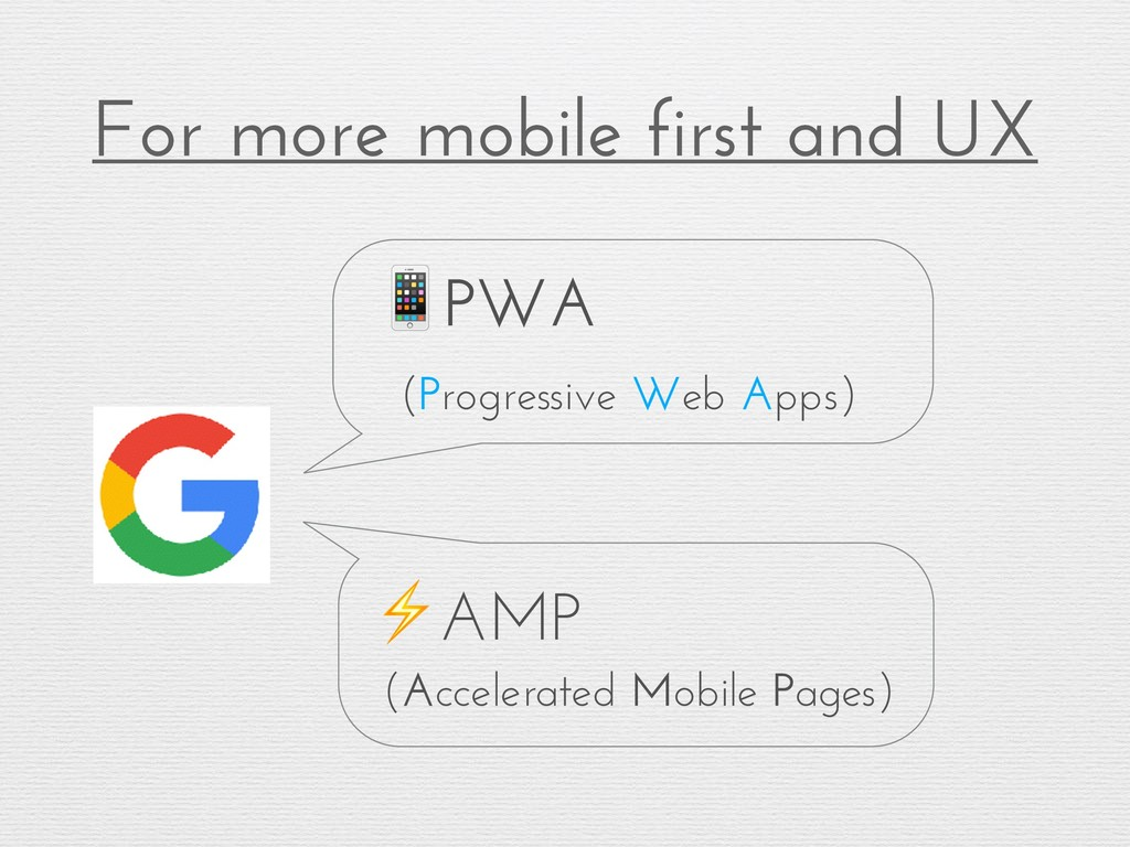⚡AMP (Accelerated Mobile Pages) PWA (Progressiv...