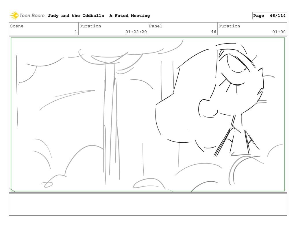Scene 1 Duration 01:22:20 Panel 46 Duration 01:...