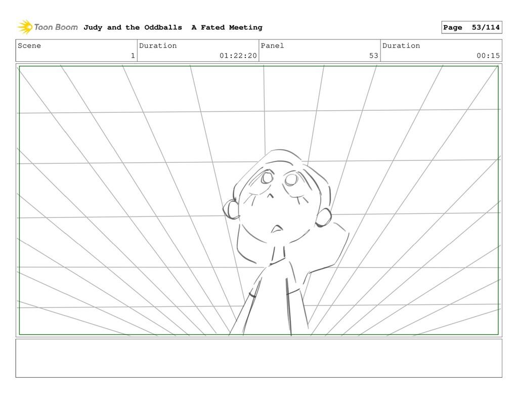 Scene 1 Duration 01:22:20 Panel 53 Duration 00:...