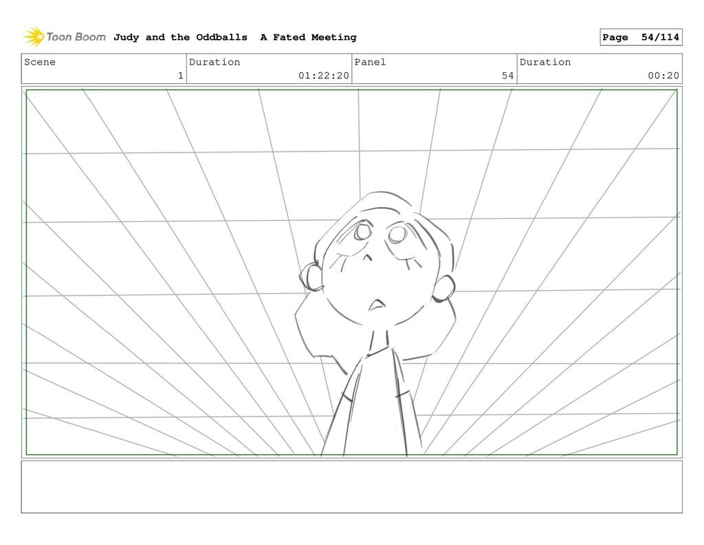 Scene 1 Duration 01:22:20 Panel 54 Duration 00:...