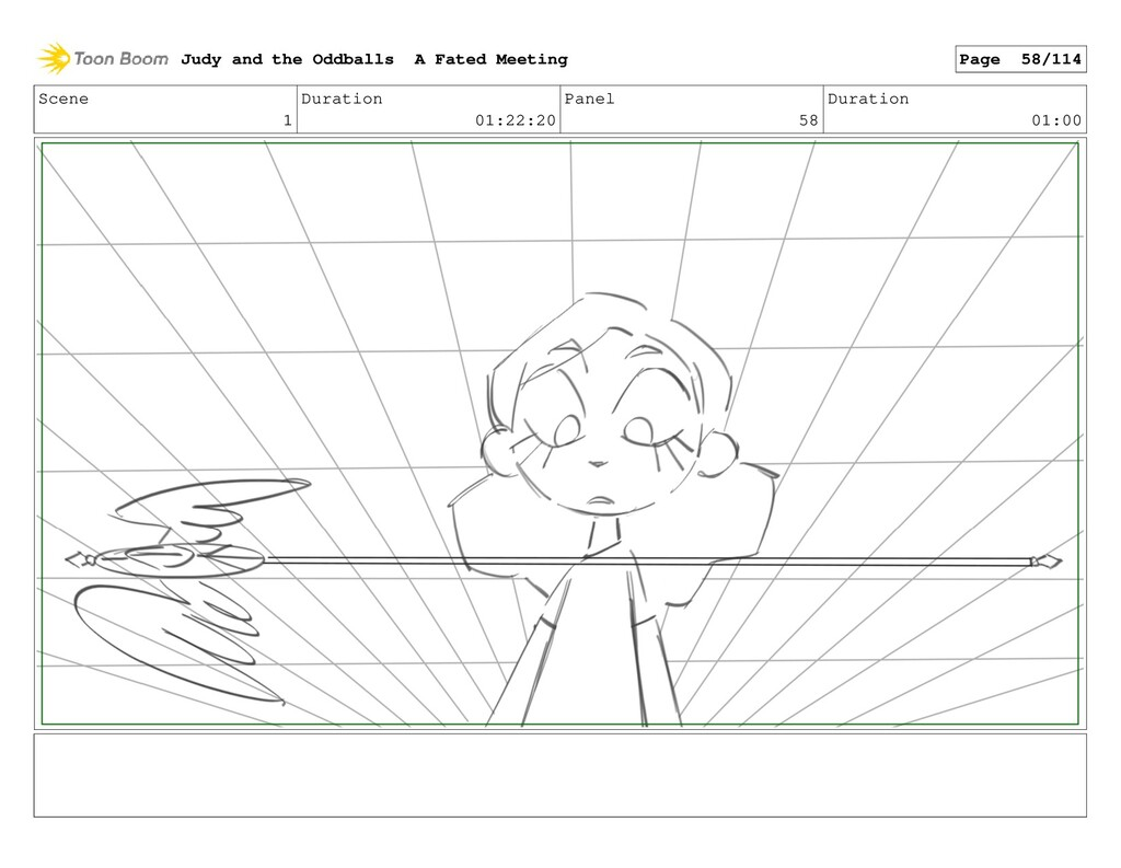 Scene 1 Duration 01:22:20 Panel 58 Duration 01:...