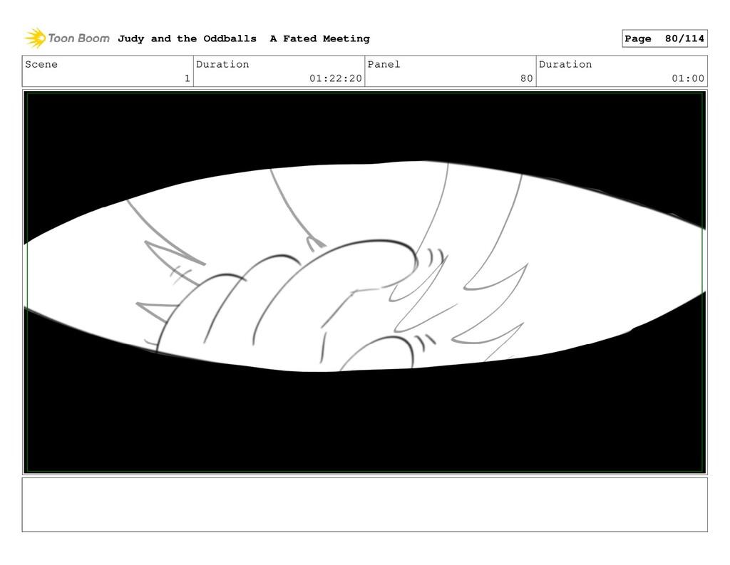 Scene 1 Duration 01:22:20 Panel 80 Duration 01:...