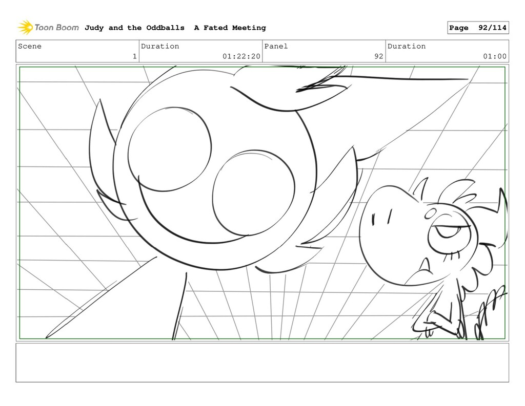 Scene 1 Duration 01:22:20 Panel 92 Duration 01:...
