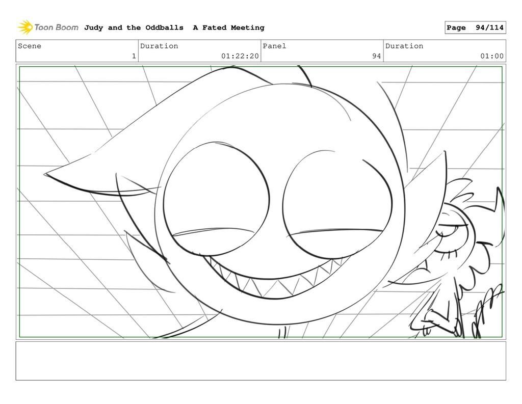 Scene 1 Duration 01:22:20 Panel 94 Duration 01:...