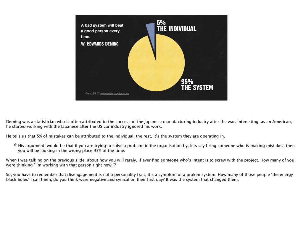 @antz29 /// www.wisenoodles.com 5% THE INDIVIDU...