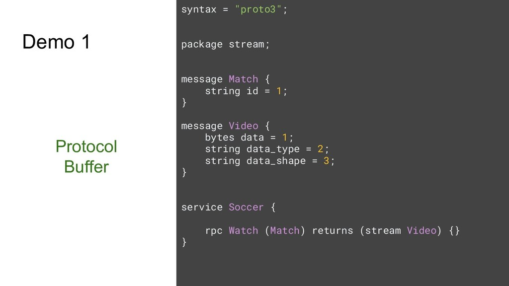 "syntax = ""proto3""; package stream; message Matc..."