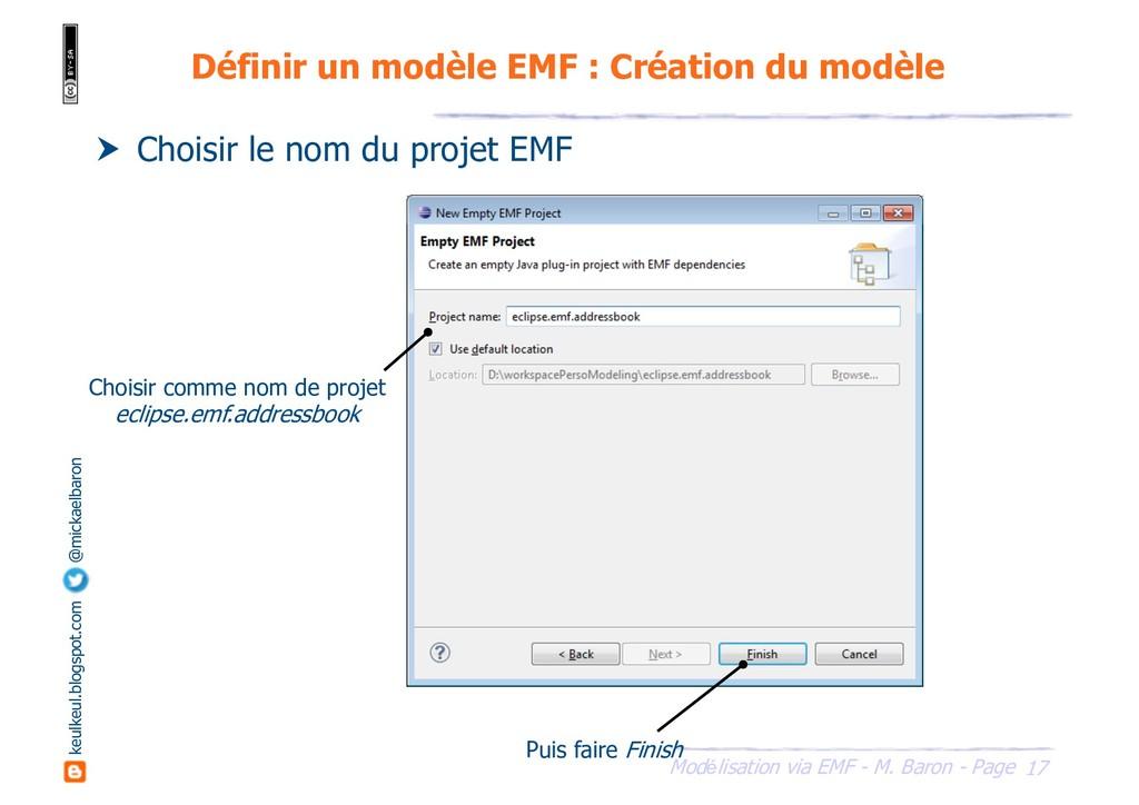 17 Modélisation via EMF - M. Baron - Page keulk...
