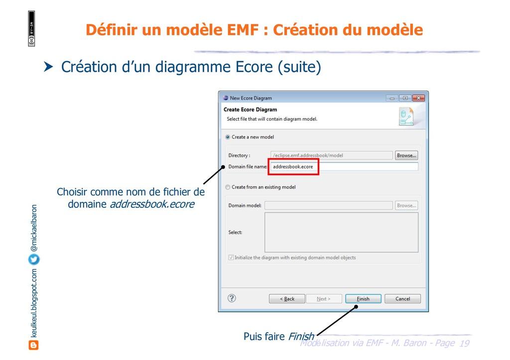 19 Modélisation via EMF - M. Baron - Page keulk...