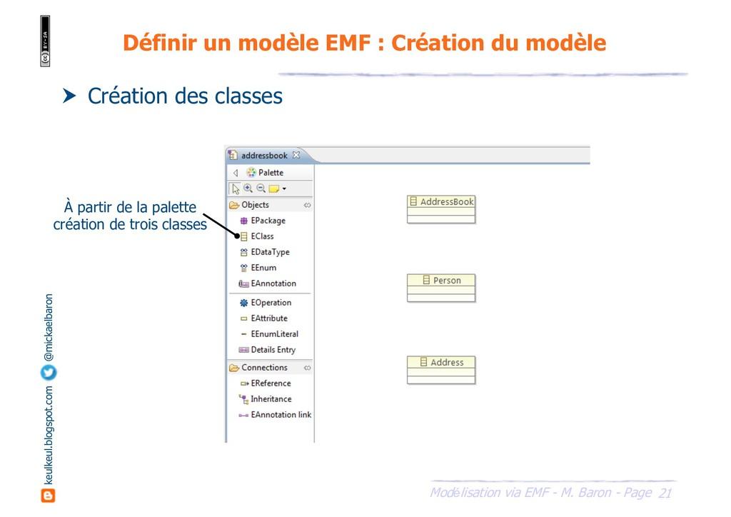 21 Modélisation via EMF - M. Baron - Page keulk...