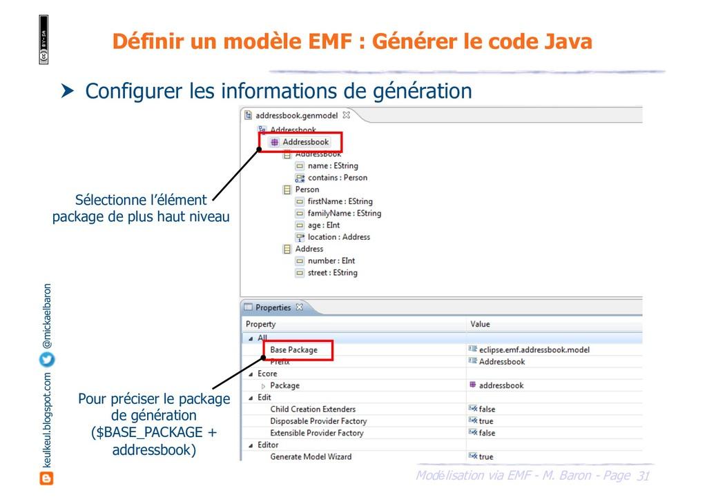 31 Modélisation via EMF - M. Baron - Page keulk...