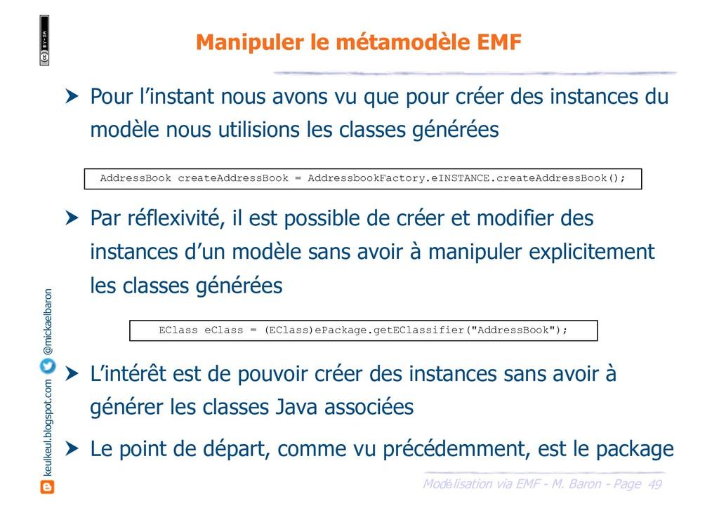 49 Modélisation via EMF - M. Baron - Page keulk...