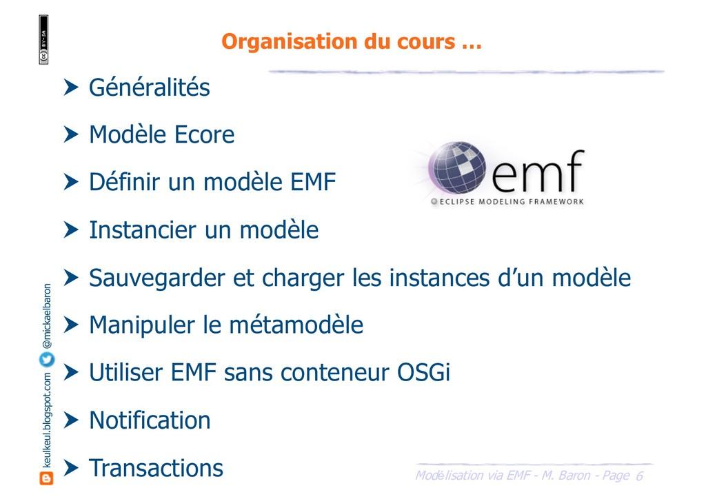 6 Modélisation via EMF - M. Baron - Page keulke...