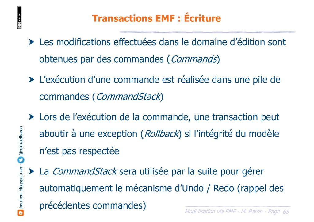 68 Modélisation via EMF - M. Baron - Page keulk...