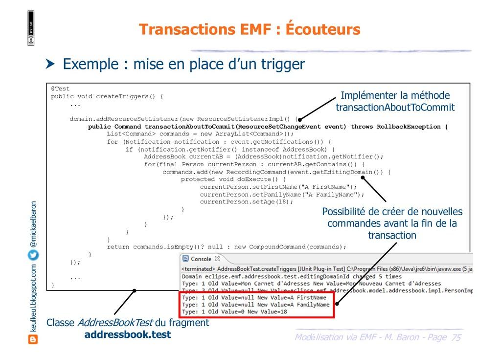 75 Modélisation via EMF - M. Baron - Page keulk...