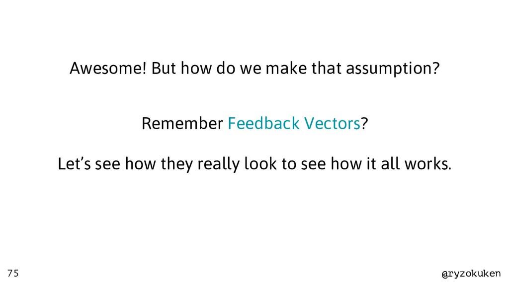 @ryzokuken @ryzokuken 75 Remember Feedback Vect...
