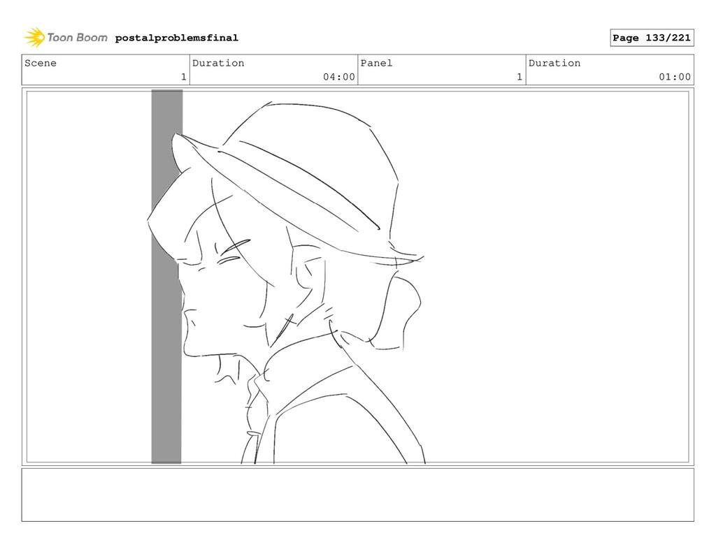 Scene 1 Duration 04:00 Panel 1 Duration 01:00 p...