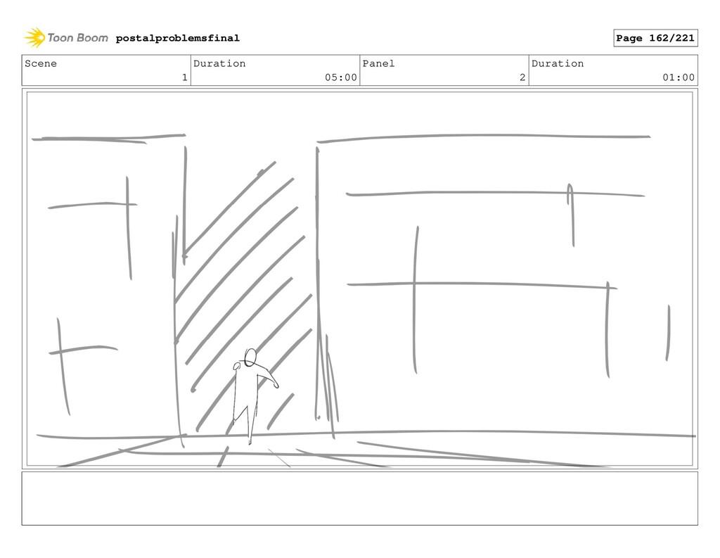 Scene 1 Duration 05:00 Panel 2 Duration 01:00 p...