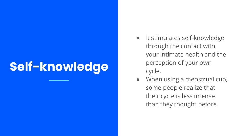 ● It stimulates self-knowledge through the cont...