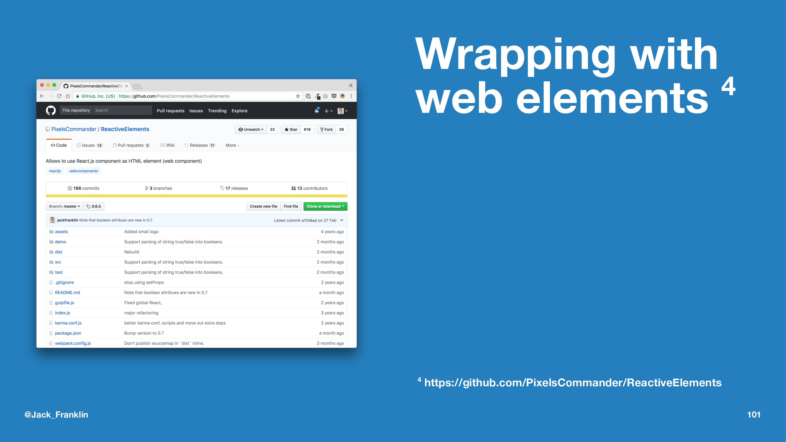 Wrapping with web elements 4 4 https://github.c...