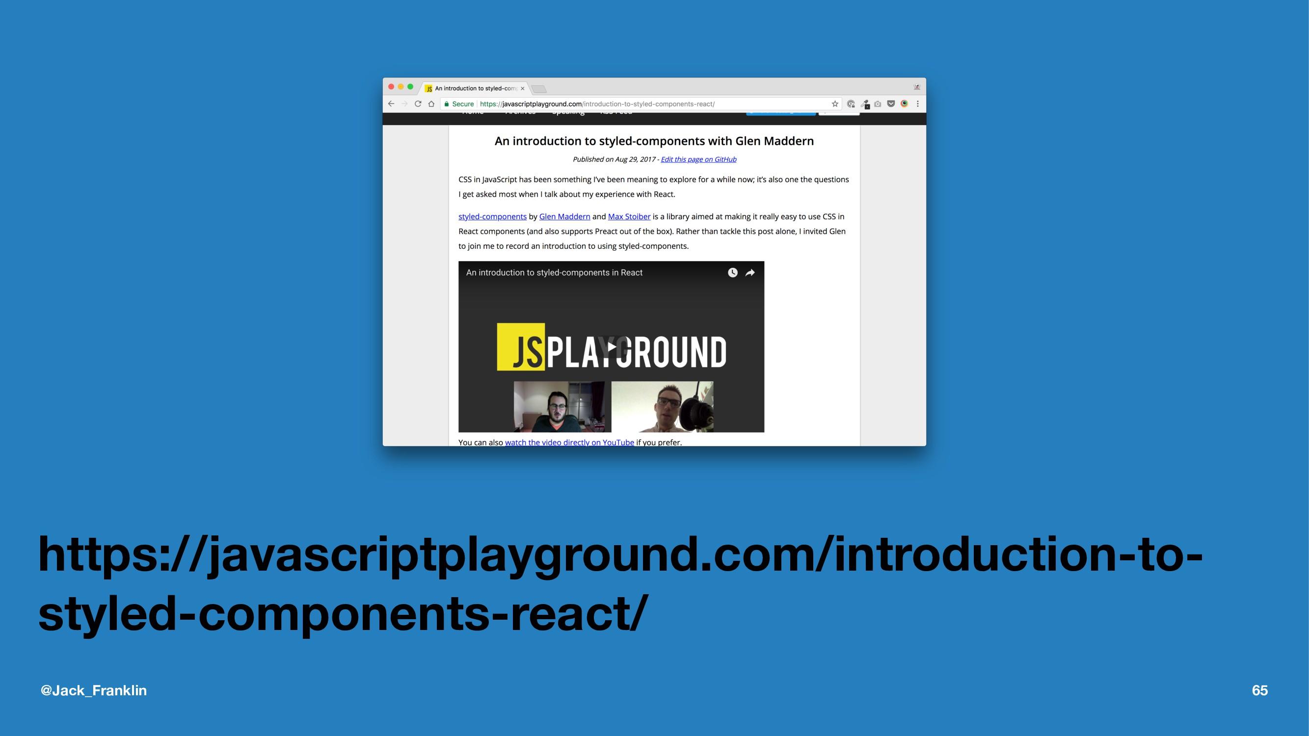 https://javascriptplayground.com/introduction-t...