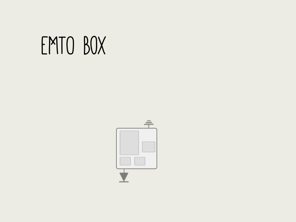 EMTO Box