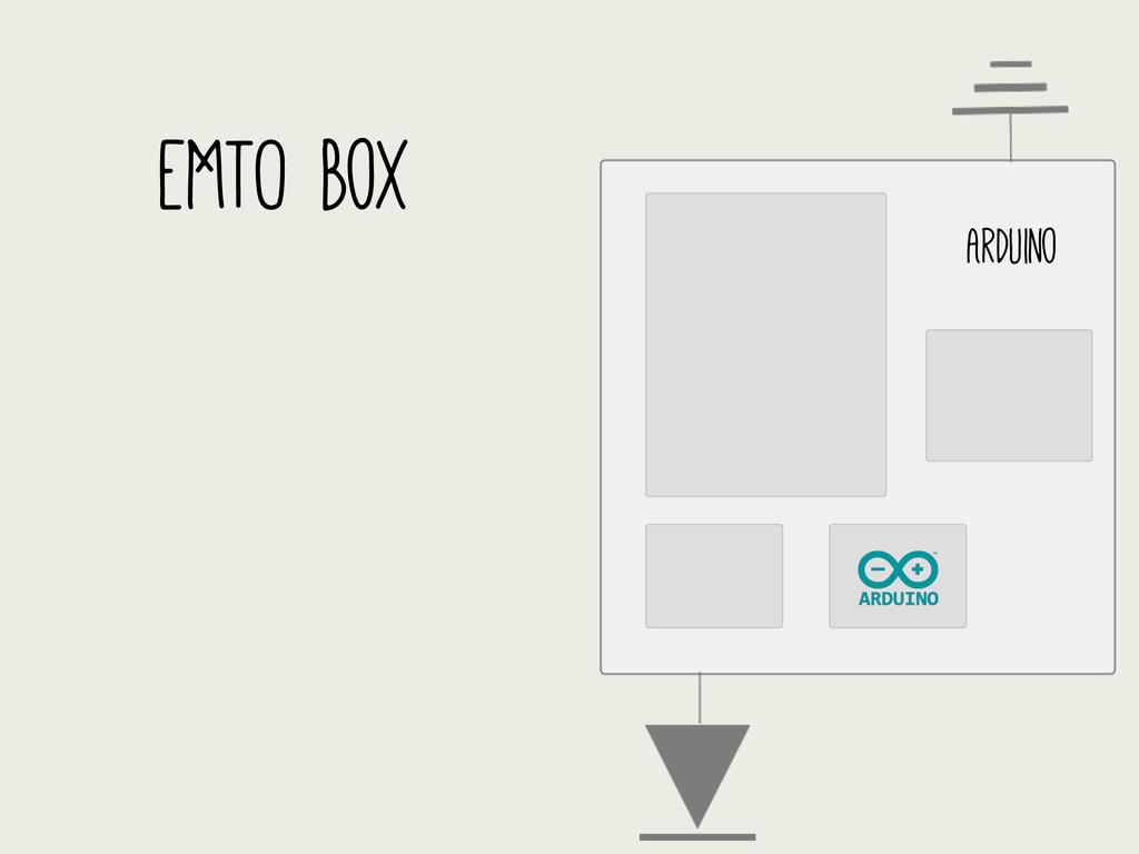 EMTO Box Arduino