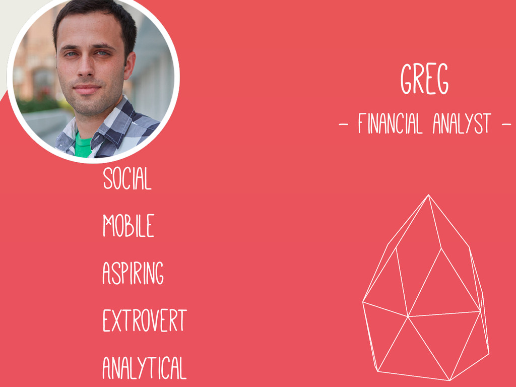Greg - Financial analyst - Social Aspiring Mobi...