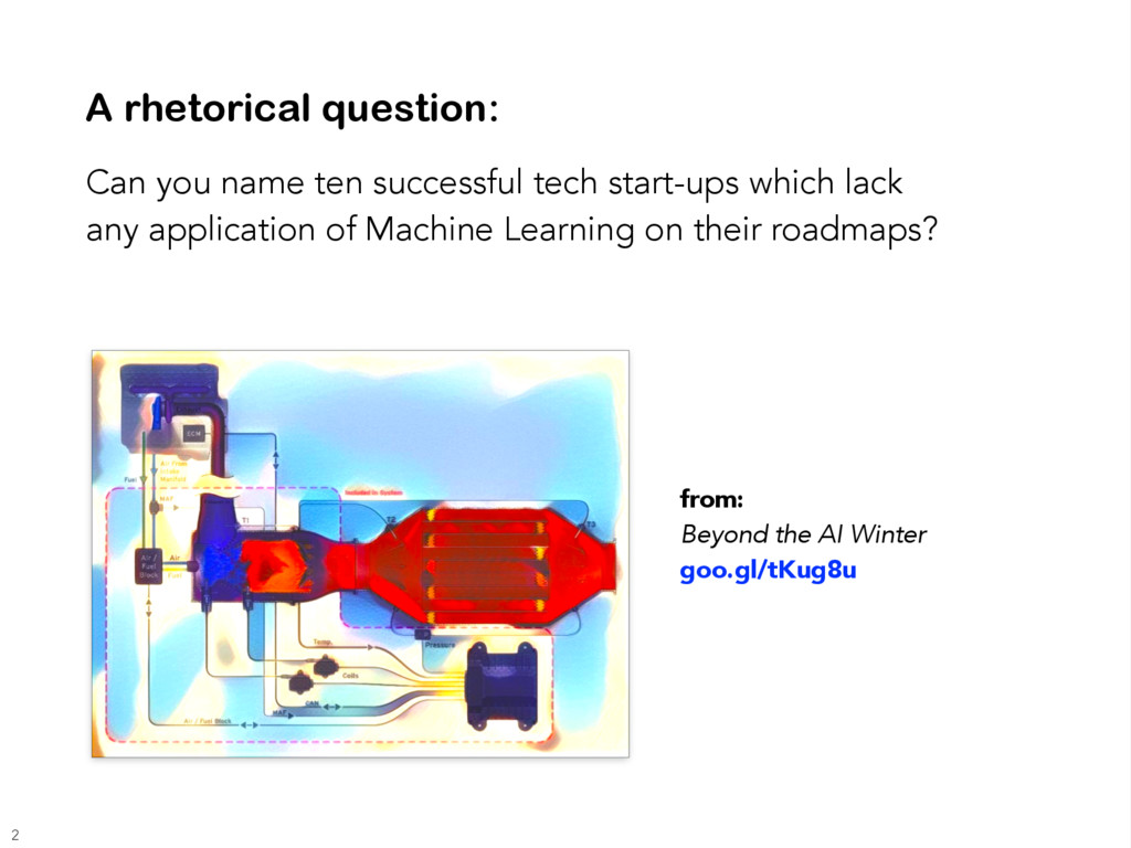 A rhetorical question: from: Beyond the AI Win...