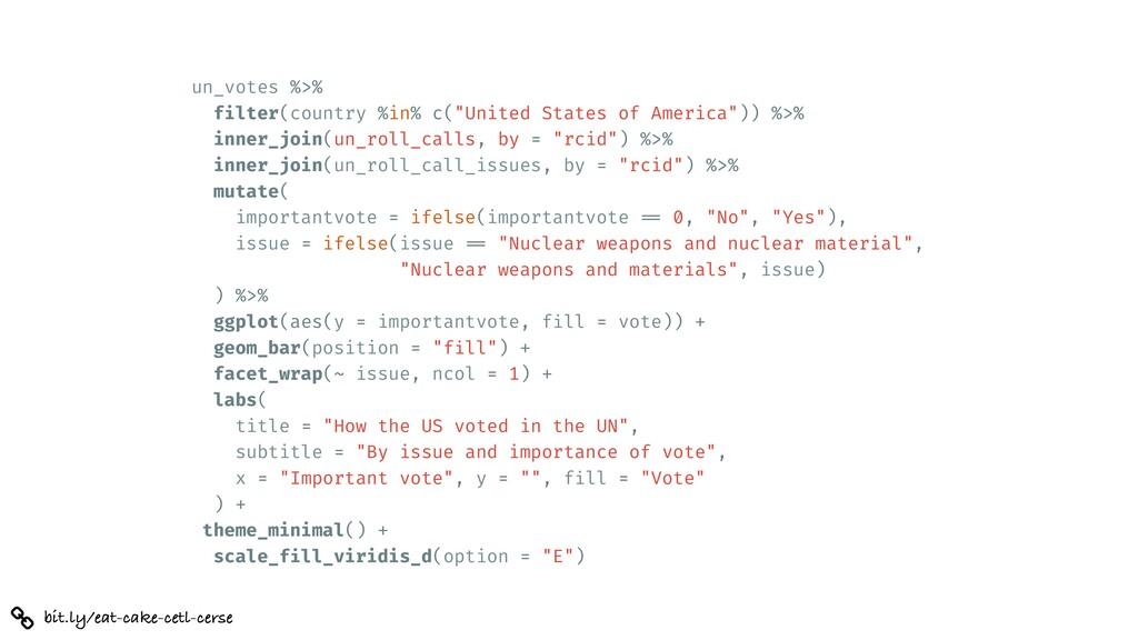bit.ly/eat-cake-cetl-cerse un_votes %>% filter(...