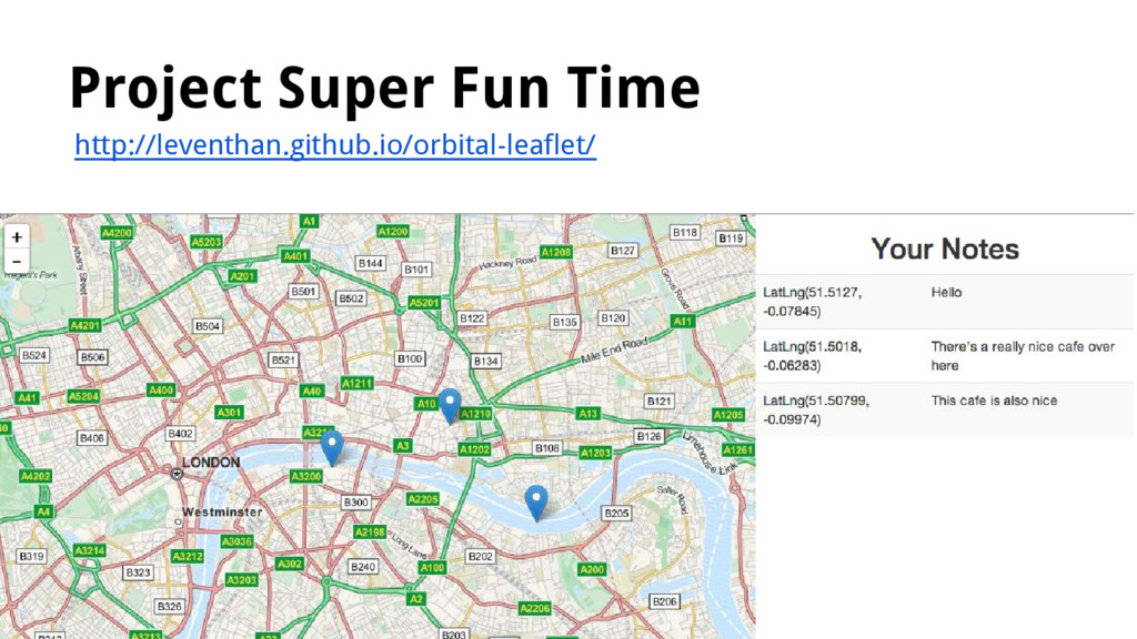 Project Super Fun Time http://leventhan.github....