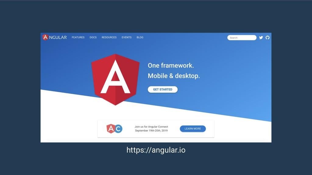 https://angular.io