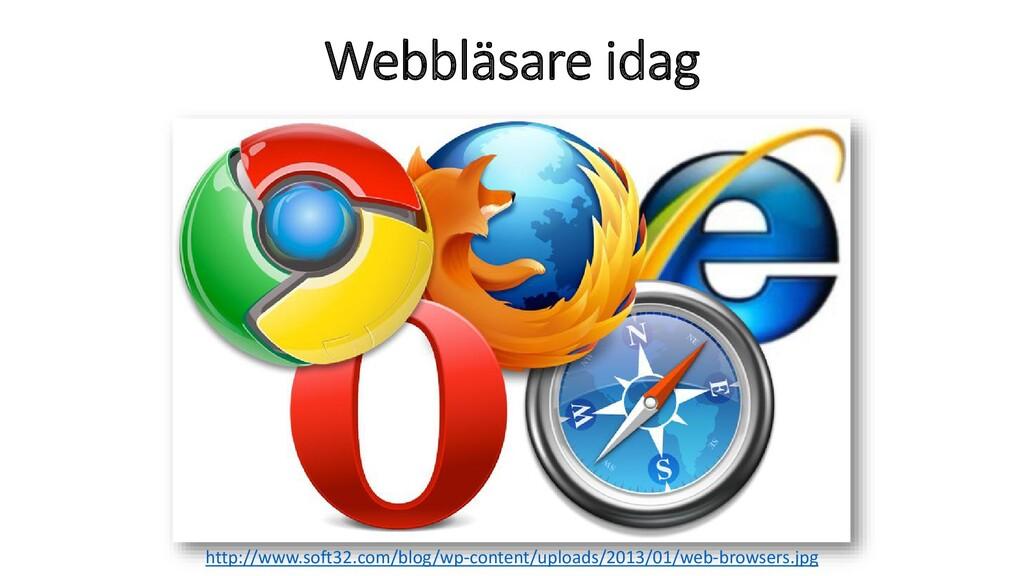 Webbläsare idag http://www.soft32.com/blog/wp-c...