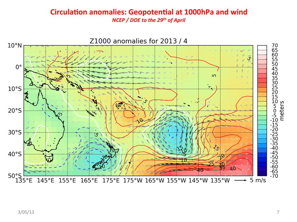3/05/13  7  Circula<on anomalies: G...