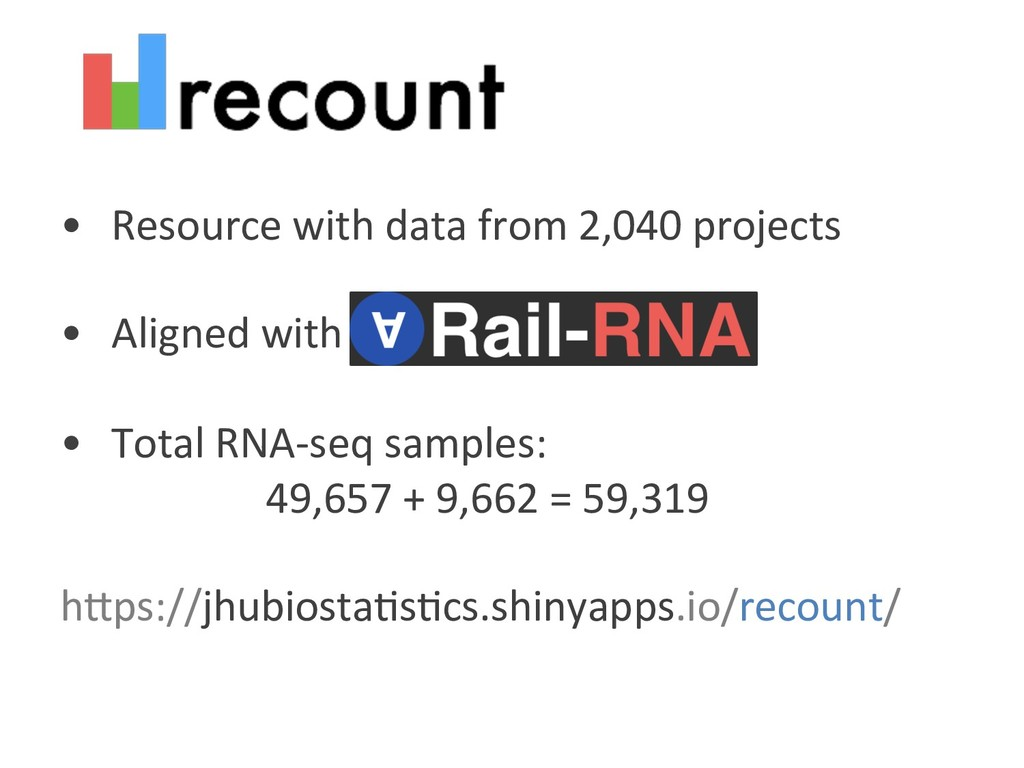 • Resource with data from 2,040 projects • Al...