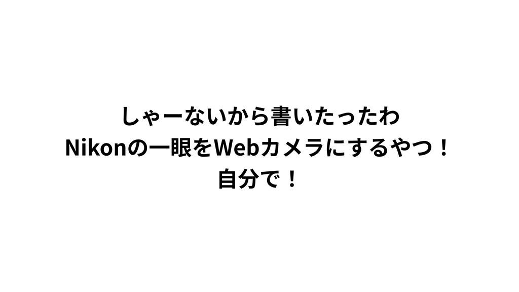 Nikon Web