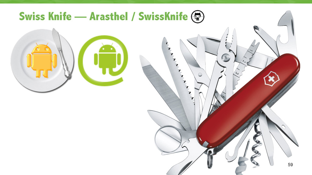Swiss Knife — Arasthel / SwissKnife 59