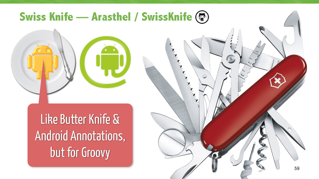 Swiss Knife — Arasthel / SwissKnife 59 Like But...